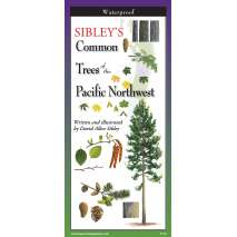 Pacific Northwest Field Guides, Sibley's Common Trees of The Pacific Northwest