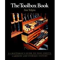 Crafts & Hobbies :The Toolbox Book: A Craftsman's Guide to Tool Chests, Cabinets, and Storage Systems