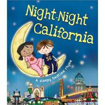 Board Books, Night-Night California