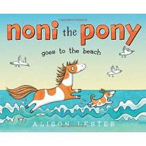 Farm & Domestic Animals, Noni the Pony Goes to the Beach