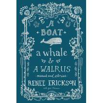 Seafood Recipe Books, A Boat, a Whale & a Walrus: Menus and Stories