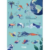 Geography & Maps, Planet Earth: Infographics for Discovering Our World
