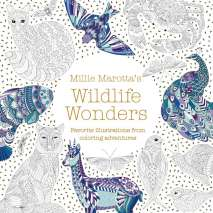 Adult Coloring Books, Millie Marotta's Wildlife Wonders: Favorite Illustrations from Coloring Adventures