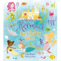 Mermaids :Magical Mermaid Activity Book