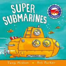 Board Books :Super Submarines