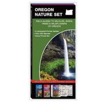 Other Field Guides :Oregon Nature Set: Field Guides to Wildlife, Birds, Trees & Wildflowers of Oregon