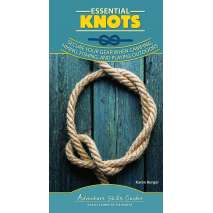 Outdoor Knots :Adventure Skills Guides: Essential Knots: Secure Your Gear When Camping, Hiking, Fishing, and Playing Outdoors