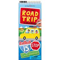 Activity Books, Wipe Clean Activities: Road Trip