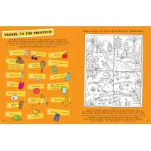 Activity Books: Dinos :Kids Unplugged: Dinosaurs & Friends Activity Book