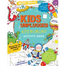 Activity Books: Space, Kids Unplugged: Astronomy Activity Book