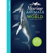 Aquarium Gift Shops, Animal Journal: Marine Animals of the World: Notes, drawings, and observations about animals that live in the ocean
