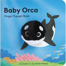 Board Books: Aquarium, Baby Orca: Finger Puppet Book