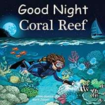 Fish, Sealife, Aquatic Creatures, Good Night Coral Reef