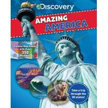 Geography & Maps, Discovery: Amazing America