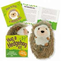 Animals, Hug A Hedgehog Kit