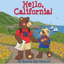 For Kids: California, Hello, California!