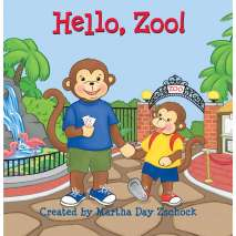 Jungle & Zoo Animals :Hello, Zoo!
