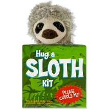 Jungle & Zoo Animals, Hug a Sloth Kit
