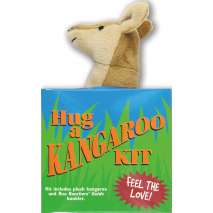 Jungle & Zoo Animals, Hug a Kangaroo Kit