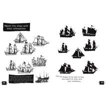 Pirates :Boredom-Buster Puzzle Activity Book of Pirates
