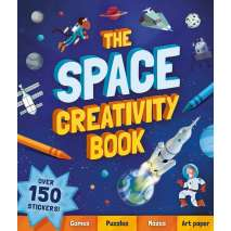 Space & Aerospace :The Space Creativity Book