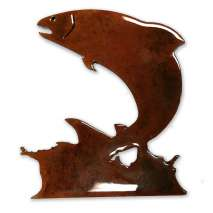 Magnets :Salmon Jumping MAGNET