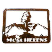 Washington, Mt. St. Helens V2 MAGNET