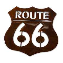 Magnets & Metal Art, Route 66 MAGNET