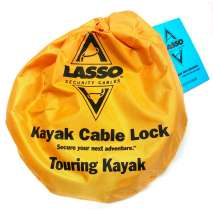 Lasso Locks :Lasso Kayak Lock TLC1100 for Closed Deck Touring Kayaks
