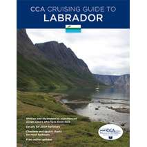 International Chartbooks & Cruising Guides, CCA Cruising Guide to Labrador