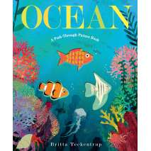 Aquarium Gift Shops, Ocean: A Peek-Through Picture Book