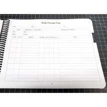 Logbooks :Mariner's Log & Cruise Journal