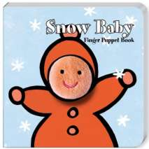 Finger Puppet Books :Snow Baby: Finger Puppet Book