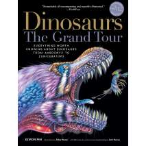 New & Coming Soon :Dinosaurs: The Grand Tour 2nd Edition