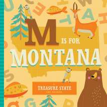 Board Books :M is for Montana