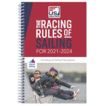 Boat Racing :The Racing Rules of Sailing for 2021-2024