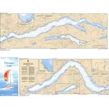 Pacific Region Charts :CHS Chart 3052: Okanagan Lake