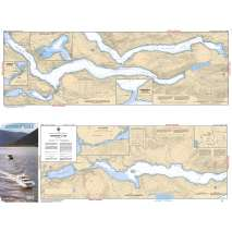 Pacific Region Charts :CHS Chart 3053: Shuswap Lake