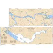 Pacific Region Charts :CHS Chart 3062: Pitt River and/et Pitt Lake