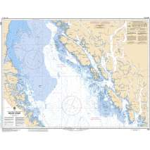 Pacific Region Charts :CHS Chart 3902: Hecate Strait
