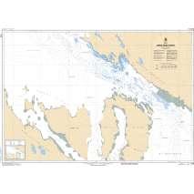 Central and Arctic Region Charts :CHS Chart 7739: James Ross Strait