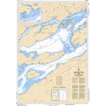 Central and Arctic Region Charts :CHS Chart 1438: Grindstone Island to/à Carleton Island