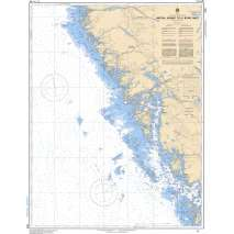 Central and Arctic Region Charts :CHS Chart 2243: Bateau Island to/à Byng Inlet