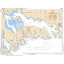 Central and Arctic Region Charts :CHS Chart 2312: Nipigon Bay and Approaches/et les approches