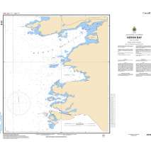 Central and Arctic Region Charts :CHS Chart 2318: Heron Bay