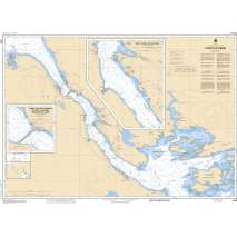 Atlantic Region Charts :CHS Chart 4302: Strait of Canso