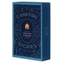 Kids Camping :Campfire Stories Deck: Prompts for Igniting Conversation by the Fire