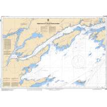 Central and Arctic Region Charts :CHS Chart 2064: Kingston to/à False Duck Islands