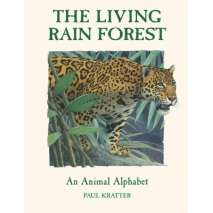 Jungle & Zoo Animals :The Living Rain Forest