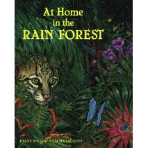 Jungle & Zoo Animals :At Home in the Rain Forest